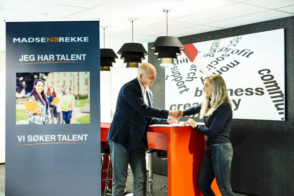 Jeg har talent - trainee Haugesund