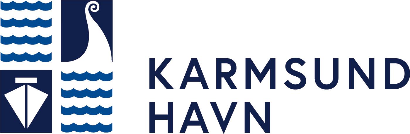 Karmasund havn logo