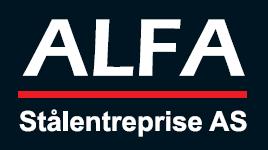 ALFA Stålentreprise logo