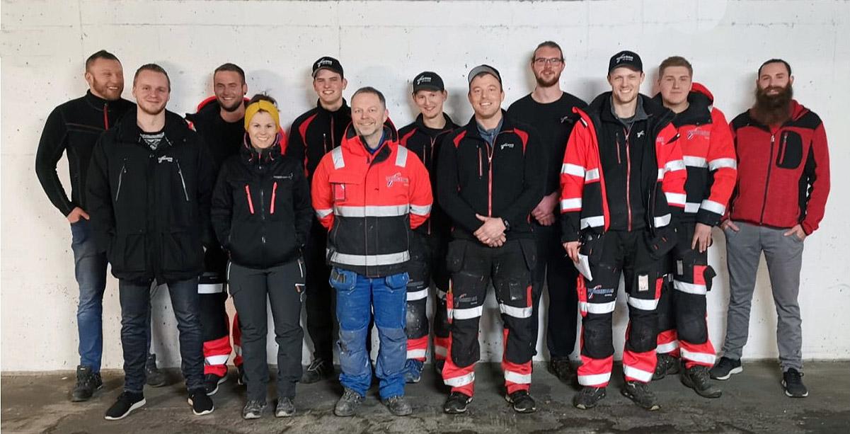 Norgeshus Karmøy personal